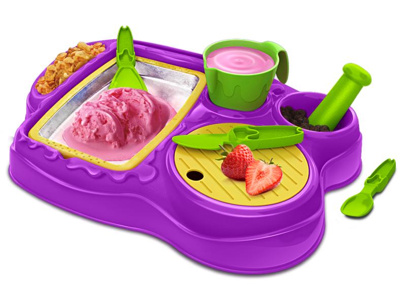 Ice Cream Magic Tray - Magic Kidchen